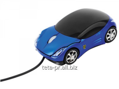Mouse optical in the form of the car with