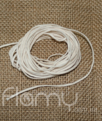 The match wattled a braid, cotton, thickness is 1