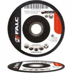Cutting wheel on MIOL F-07-505 metal