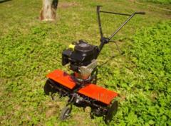 Rino's motor-cultivator