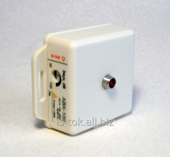 Cotton and touch electronic AVH-250 switch
