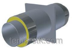 Опора для стальной трубы ППУ 108/200мм в ПЕ/Спиро