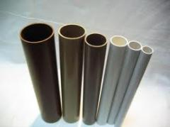 Pipes polymeric from the producer