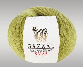 Gazzal Salsa yarn