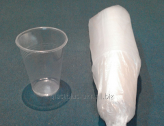Disposable glasses of 470 ml