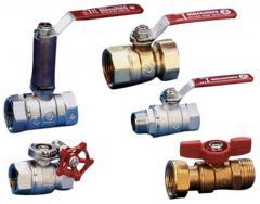 Cranes, latches, valves, gates, filters, sales