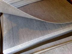 Паронит листовой пон,  пмб,  армированный