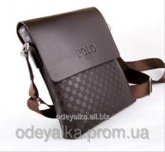 Leather Polo bag