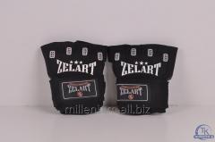 Перчатки с бинтом внутриние гелевые ZB-6106-L