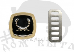 Sumochny accessories of 2873 gold