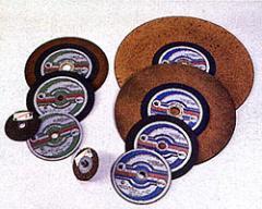 Отрезные и пазовые круги