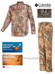Костюм летний для охоты и рыбалки Columbia PHG Men Blood and Guts Shirt and Pant NWT