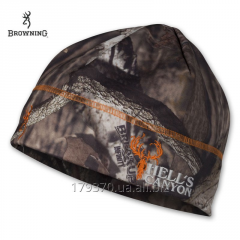 Шапка для охоты Browning Hell's Canyon Beanie
