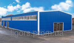 Pryamostenny warehouse