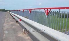 Bridge metal protections