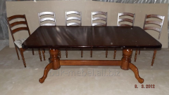 Стол прямоугольный с закругленными углами