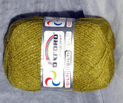 Oxford Lurex yarn