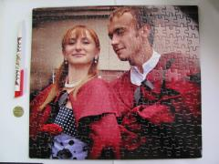 Puzzles to order (Lviv), puzzles from the photo,