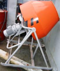 Бетосмесители БС-300 для приготовления бетонной