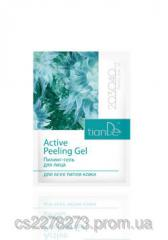 Peeling - face gel active, a series 203040 6.0ml