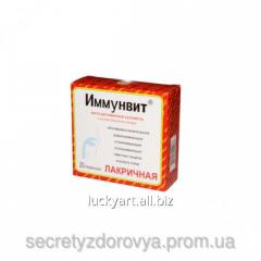 Cold remedy of Immunvit Licorice