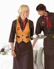 Niform for waiters