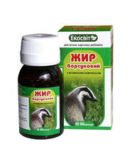 Cold remedy Fat badger in capsules