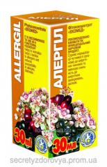 Antiallergiyny means Allergil