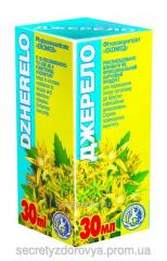 Cold remedy of Dzherel