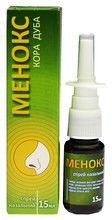 Spray for a nose Menox Cora of an oak