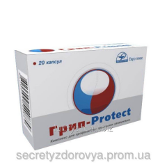 Gripp-Protect cold remedy