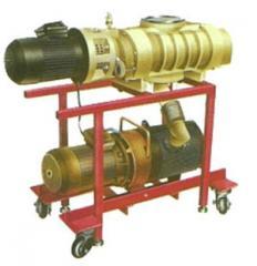 Units vacuum twin-rotor