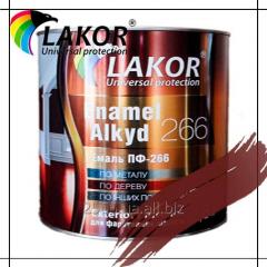 Краска эмаль алкидная ПФ-266 для пола