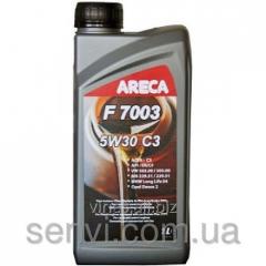 Areca F7003 5W-30 C3, 1 engine oil of l, VW