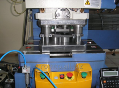 Production line of a medical cap of Ø28MM