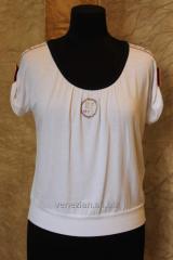 T-shirt female Elisa Fanti of 42 rubles, article