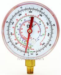 Manometer nizky to a tisk of L (R-12.22.502)