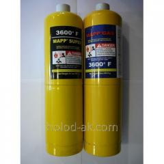 Cylinder MAPP gas (gas)