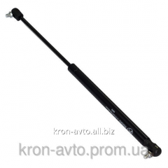 Emphasis of door of luggage carrier of LADA 2112,