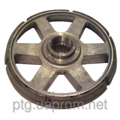 The fan with a brake slip