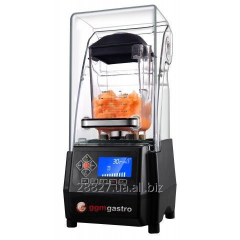 The mixer is bar, 2 liters