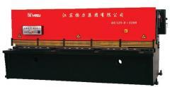 Гидравлические ножницы Yangli QC12Y 4*2500