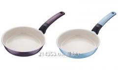 Frying pan of WellBerg WB-2051 20 of cm