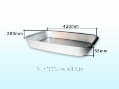 Ave baking sheet 284*424mm TM White Kalitva