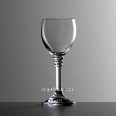 Shot glass for the Bohemia Olivia liqueur of 60 ml