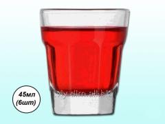Nab_r of cups 6 sht*45 ml of ARAS 31146151 TM
