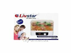 Drying for frukt_v LSU1424 TM LivStar