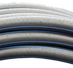 Труба полиэтиленовая (ПНД) для водопровода