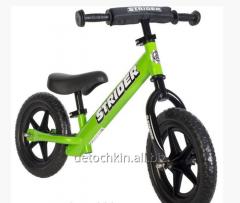 Беговел Strider Sport Green зелёный