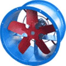 Control unit of the fan, control unit of the